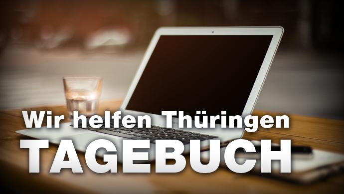 Tag 15: Artern, Sondershausen, Ebeleben, Gerstungen