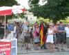 Anti-Moschee-Kundgebung in Eisenach (27. Juli 2012)