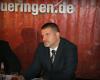 Pressekonferenz zum Wahlkampfauftakt 16.07.2014