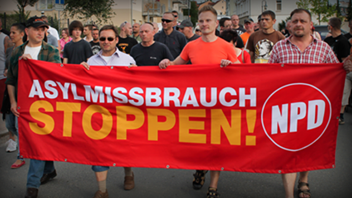 19. März: Demonstration in Eisenach – Masseneinwanderung stoppen